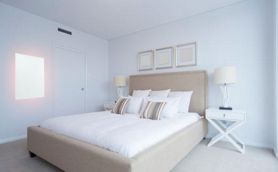 Schlafzimmerheizung, gesundes Raumklima | Infrapowerworld