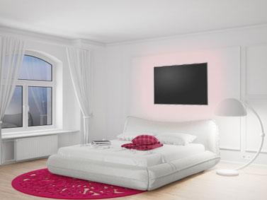 Schlafzimmerheizung, gesundes Raumklima   Infrapowerworld
